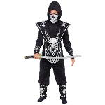 Skull Lord Ninja Child Costume 100-194994