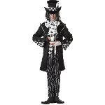 Dark Mad Hatter Adult Costume 100-194493