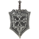 Crusader Sword And Shield 100-194601