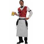 Bartender Adult Costume 100-195670