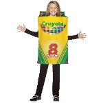 Crayola Crayon Box Child Costume 100-195788