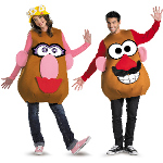 Mr. or Mrs. Potato Head Deluxe Adult Costume 100-188105