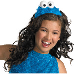 Sesame Street - Cookie Monster Adult Headband 100-188153