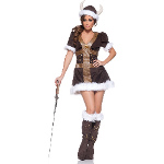 Viking Princess Adult Costume 100-196055