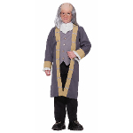 Ben Franklin Child Costume 100-196268