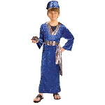 Blue Wiseman Child Costume 100-196281