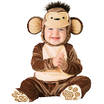 Mischievous Monkey Infant / Toddler Costume 100-196432