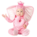 Pink Elephant Infant / Toddler Costume 100-196441