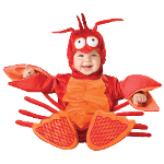 Lil Lobster Infant / Toddler Costume 100-196477