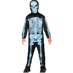 X-Ray Skeleton Child Costume 100-196543