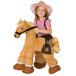 Plush Pony Child Costume 100-196876