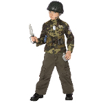 Army Ranger Child Costume Kit 100-196877