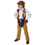 Cowboy Child Costume Kit 100-196881