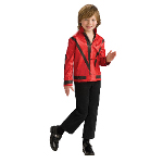 Michael Jackson Child Thriller Jacket Child 100-197208