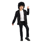Michael Jackson Deluxe Billie Jean Jacket Child 100-197211