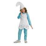 The Smurfs-Smurfette Child Costume 100-197249