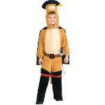 Shrek Forever After - Deluxe Puss in Boots Child Costume 100-197296