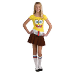 SpongeBob Girl Teen Costume 100-197375