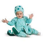 Octopus Infant / Toddler Costume 100-197404