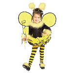 Bumblee Bee Toddler / Child Costume 100-197408