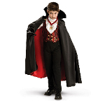 Transylvanian Vampire Child Costume 100-197438