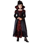 Transylvanian Vampiress Child Costume 100-197444