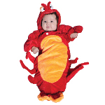 Lobster Bunting Infant Costume 100-197540