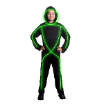 GlowMan Teen Costume 100-197533