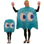 Pac-Man Inky Deluxe Adult Costume 100-197659