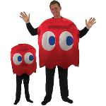 Pac-Man Blinky Deluxe Adult Costume 100-197660