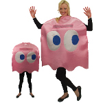 Pac-Man Pinky Deluxe Adult Costume 100-197661