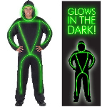 GlowMan Adult Costume 100-197853