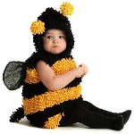 Stinger Bee Infant / Toddler Costume 100-197688