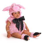 Squiggly Pig Infant / Toddler Costume 100-197694