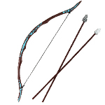 Costume Bow and Arrow Set