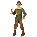 The Wizard of Oz  Scarecrow  Child Costume 100-100066