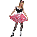 Disney Minnie Mouse Adult Costume 100-108166