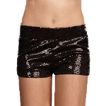 Glam Sequin Shorts (Adult) 100-199117