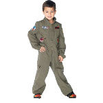 Top Gun - Flight Suit Toddler / Child Costume 100-199021