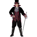 Vampire of Versailles Elite Adult Costume 100-198657