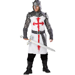 Crusader Premier Adult Costume 100-198678
