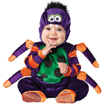 Itsy Bitsy Spider Infant / Toddler Costume 100-198730