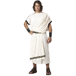 Deluxe Classic Toga (Male) Adult Costume 100-198777
