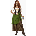 Tavern Maiden Adult Costume 100-198794