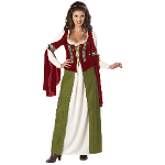 Maid Marian Adult Costume 100-198798