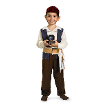 Jack Sparrow Infant / Toddler Costume 100-198232