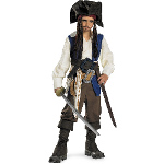 Captain Jack Sparrow Child Costume 100-198235