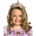 Tangled - Rapunzel Tiara (Child) 100-198328