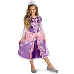 Rapunzel Deluxe Toddler / Child Costume 100-198329