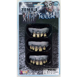 3 Pack Zombie Teeth Adult 100-199210